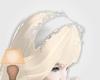 White Princess HeadDress