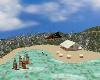 jet set bar beach island