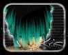 {KsKx}Kiss-Black/Teal