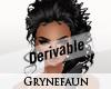 Derivable messy hair 3