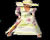 PD Spring FLower Hat