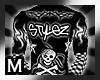 [GEL] Stylez Lyfe Top~BW