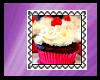 M! Cupcake 5 Stamp