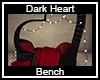 Dark Heart Bench