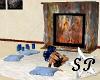 (SP) Fireplace 8p Rug
