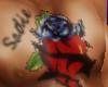sadie chest tattoo m