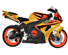 Sports Motorcycle