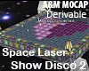 Space Laser Show Disco 2