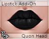 Black Lipstick -Quon