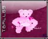 Pink Cupid Bear