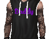 DD hoodie purple
