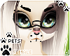 [Pets]Piercingset |black