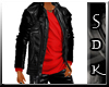 #SDK# Dark Jacket Red
