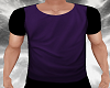 *TK* Purple/Black Shirt