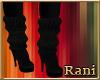 Cozy Boots Black