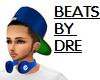 Beats By Dre (Blue)