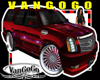 VG SUV Candy RED spinner