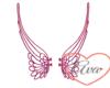 Orange/Pink Wings