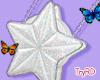 🦋 Glitter star purse