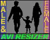 Derivable Resizer