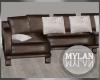 ~M~ | Leather Sofa
