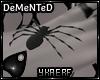 Hand Spider R F