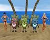 Tiki Dance Animated
