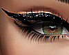 EyeLiner **Black sparkle