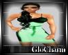 Glo* Laren Dress~G/B