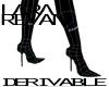 LR Heel Boots