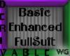 Enhanced FullSuit Deriv.