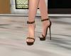 Elegant Brown Heels