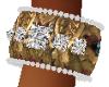 Diamond Giza Bracelets