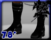 scissorhands black boots