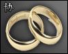 """桜 """" Wedding Ring"""