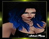 New BlueBlack Hair