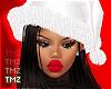 Santa Hat Layer -White