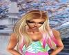 Unitana Blonde/Pink