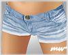 !Short shorts blue 3