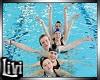Splash Swim with Friends