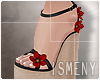 [Is] Wedges Sandals Mix4