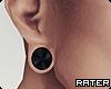 ✘ Ear Plugs. B