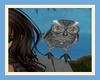 !D! Pet Grey Owl