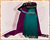 Elsa's Coronation cloak