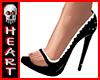Classic Black White Shoe