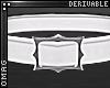 0   Buckled Waist Belt