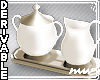 !Sugar n Creamer set