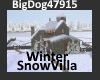 [BD]WinterSnowVilla