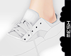 ! f' White Kicks II