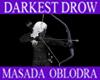 [M] Drow Bow & Arrows M